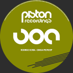 RODRIGO SORIA – GINGA PEOPLE EP (PISTON RECORDINGS)