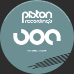 MYK DERILL – COLD EP (PISTON RECORDINGS)