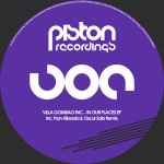 VILLA GOMBAO INC. – IN OUR PLACES EP (PISTON RECORDINGS)
