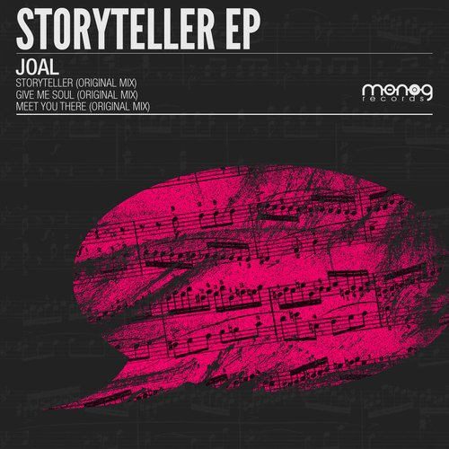 JOAL – STORYTELLER EP (MONOG RECORDS)