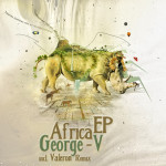 GEORGE V – AFRICA (GREEN MARTIAN)