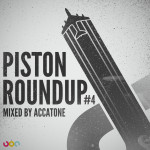 ACCATONE – PISTON ROUNDUP – VOLUME 4 (PISTON RECORDINGS)