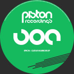 EFRON – GUITAR WARRIORS EP (PISTON RECORDINGS)