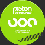 LIGHTS ELECTRONIKA – RA EP (PISTON RECORDINGS)