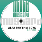 ALFA RHYTHM BOYS – AGOGO (MINT & MUSTARD RECORDINGS)
