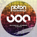 VILLA GOMBAO INC. – JUST DAFUNKE EP (PISTON RECORDINGS)