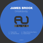 JAMES BROOK – BREAKAWAY (AU RECORDS)