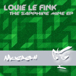 LOUIE LE FINK – THE SAPPHIRE MINE EP (MUSASHI)