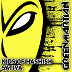 KIDS OF HASHISH – SATIVA (GREEN MARTIAN)
