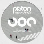 TISH – SQUARE MIND EP (PISTON RECORDINGS)
