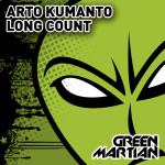 ARTO KUMANTO – LONG COUNT (GREEN MARTIAN)