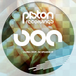 VALERIA CROFT – NO SPEAKING EP (PISTON RECORDINGS)