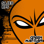 SAJED – RPS (GREEN MARTIAN)
