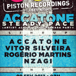 PISTON RECORDINGS LABEL NIGHT @ MUSICBOX LISBON