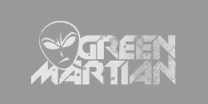 greenmartianlabel