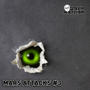 MarsAttacks#3GreenMartian