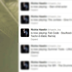 RICHIE HAWTIN PLAYS FAB CODE – SOULFOOD (OZ ROMITA'S TECHN-0-MATIC REMIX)