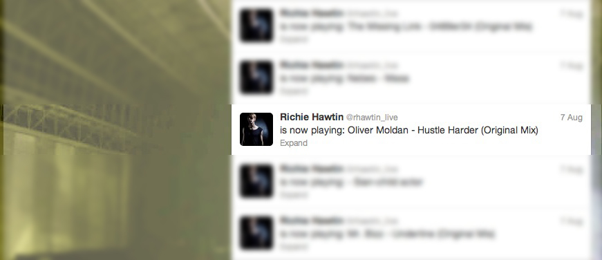RichieHawtinPlaysOliverMoldanHustleHarderAtCavoParadisoMykonosGreece