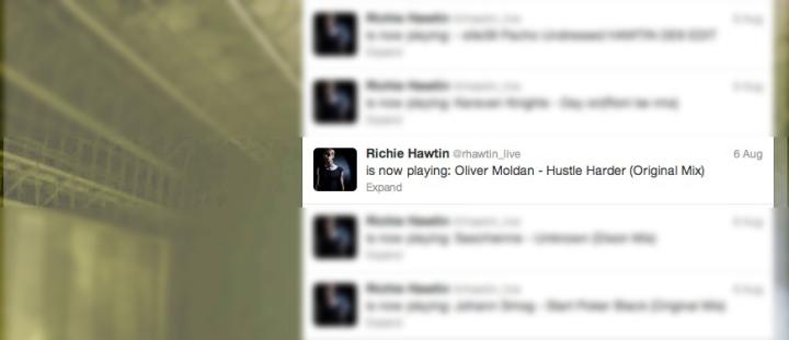 RichieHawtinPlaysOliverMoldanHustleHarderAtSolarSummerFestBulgaria