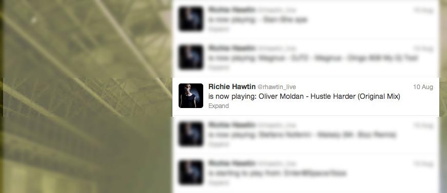 RichieHawtinPlaysOliverMoldanHustleHarderAtSpaceIbiza