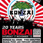 20 YEARS OF BONZAI
