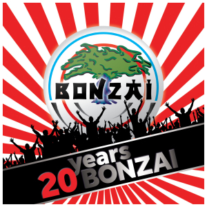 20 Years Bonzai - CD compilation