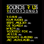SOUNDS R US RECORDINGS ADE SHOWCASE 2012