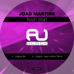 JOAO MARTINS – FRESH START (AU RECORDS)