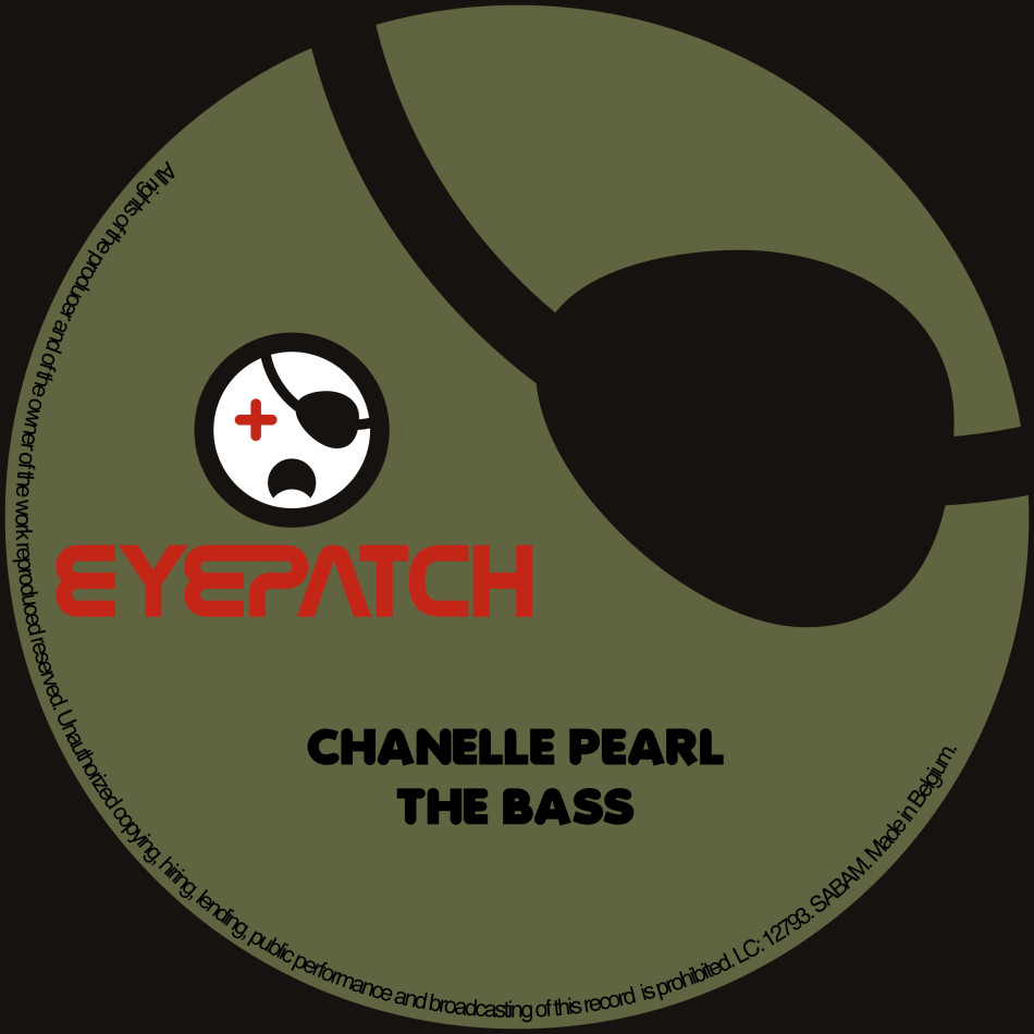 ChanellePearlTheBassEyepatchRecordings