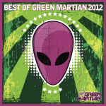 BEST OF GREEN MARTIAN 2012 (GREEN MARTIAN)