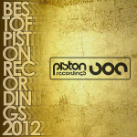 BEST OF PISTON RECORDINGS 2012 (PISTON RECORDINGS)