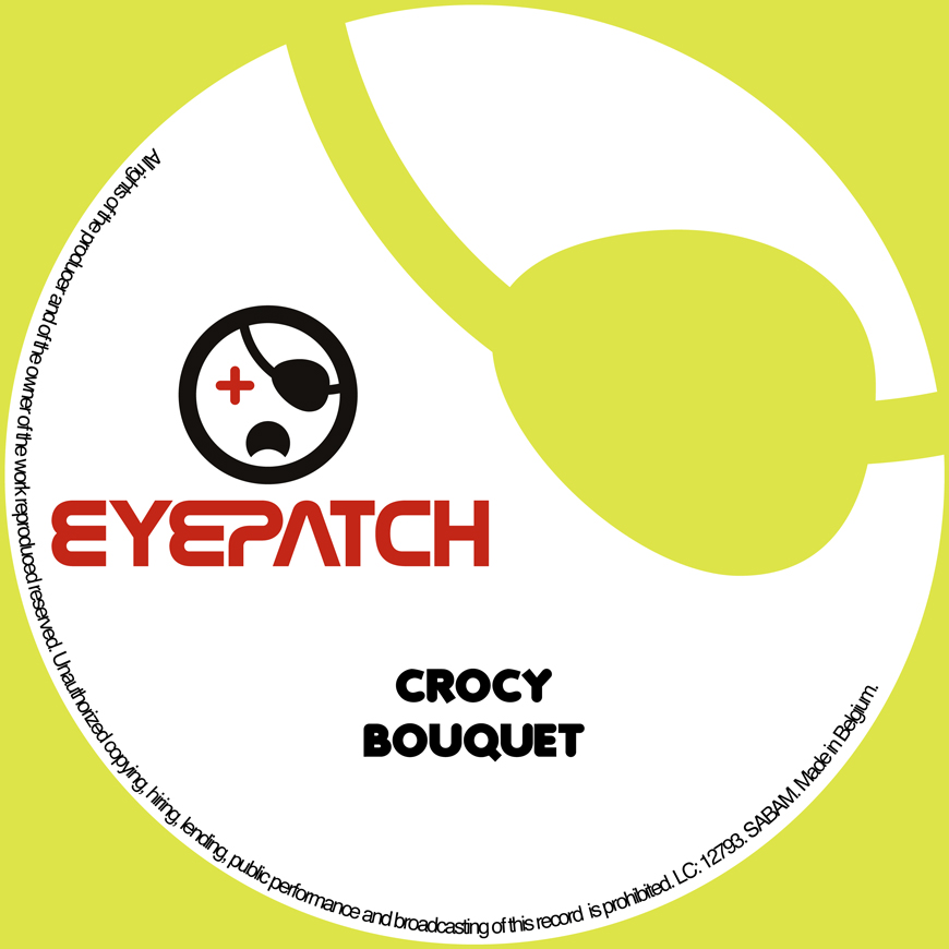 CrocyBouquetEyepatchRecordings870x870