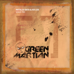 NATALIA DATA & ED LEE – MAGIC POD (GREEN MARTIAN)