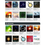 MULTIPLE FEATURES  AT BEATPORT CHILL OUT