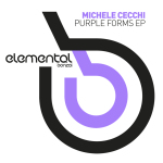 MICHELE CECCHI – PURPLE FORMS EP (BONZAI ELEMENTAL)