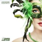 LOUIS DESERO – MASQUERADE EP (GREEN MARTIAN)