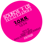 R.O.N.N. – 1-2-3-4 (SOUNDS R US RECORDINGS)