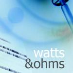WATTS & OHMS – WATTS & OHMS (BONZAI ELEMENTAL)