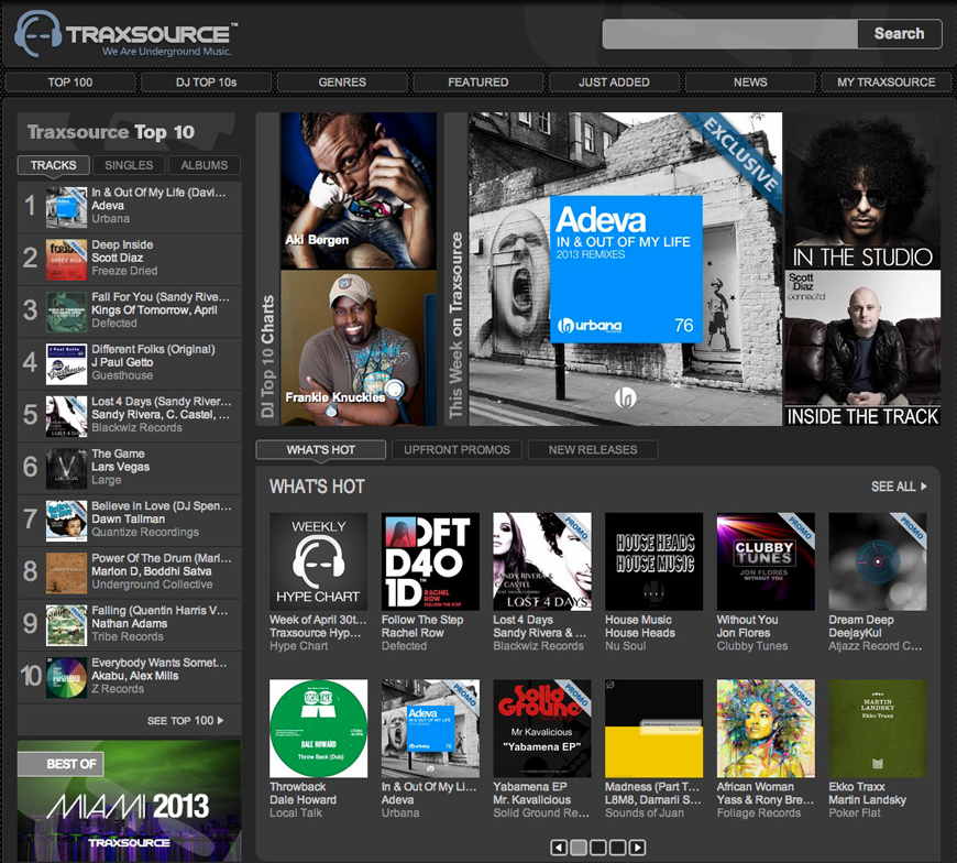 traxsource