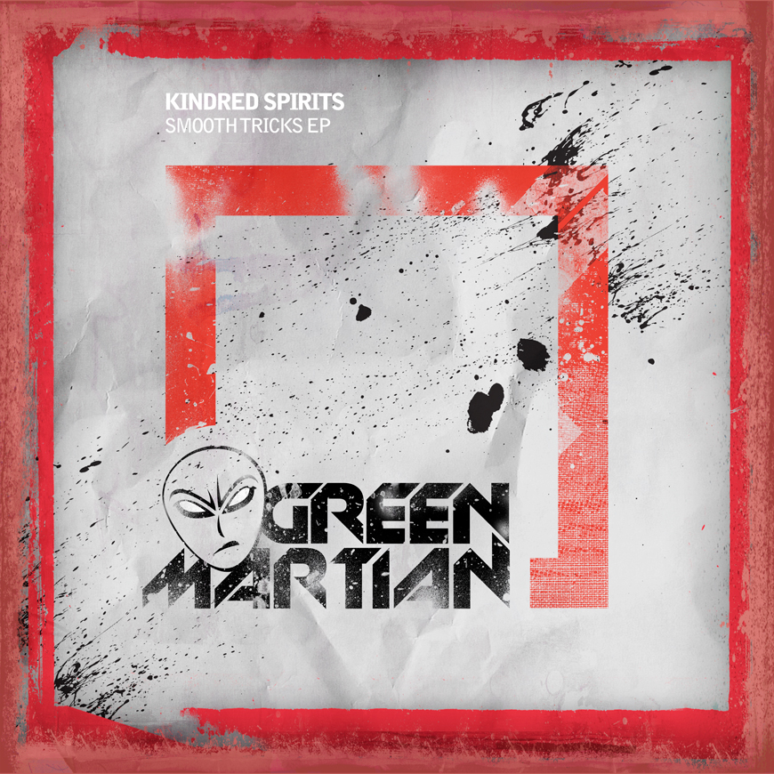 KindredSpiritsSmoothTricksEPGreenMartian870x870