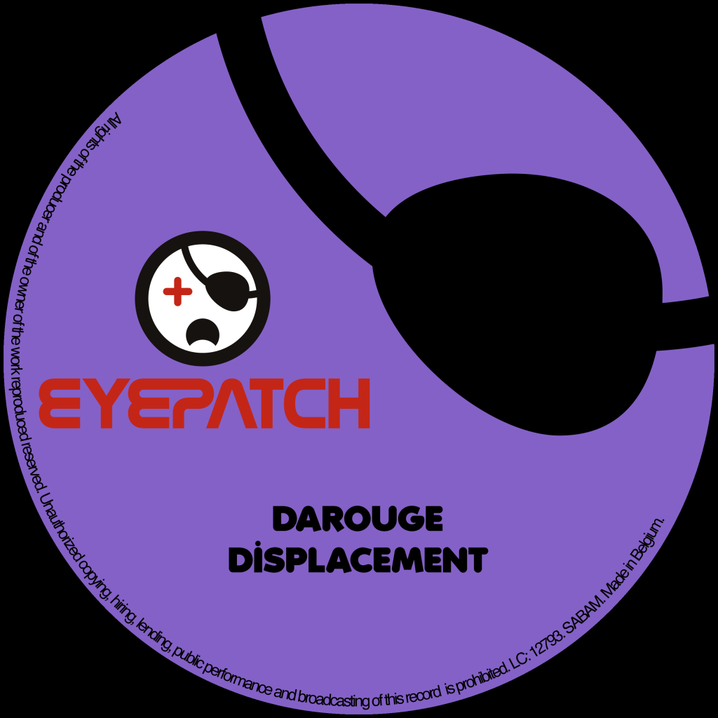 DarougeDisplacementEyepatchRecordings