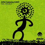 JUSA FEATURING V.RAY – FEEL THE BEAT (BONZAI PROGRESSIVE)