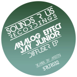 ANALOG EFFECT & JAY JUNIOR – DIFFUSER EP (SOUNDS R US RECORDINGS)