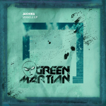 JAKHIRA – MIRACLE EP (GREEN MARTIAN)