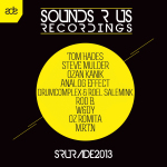 SOUNDS R US RECORDINGS SHOWCASE – ADE 2013 SAMPLER (SOUNDS R US RECORDINGS)