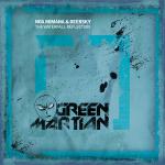 NOA ROMANA & DEERSKY – THE WATERFALL REFLECTION (GREEN MARTIAN)