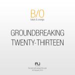 GROUNDBREAKING – TWENTY THIRTEEN (AU RECORDS)