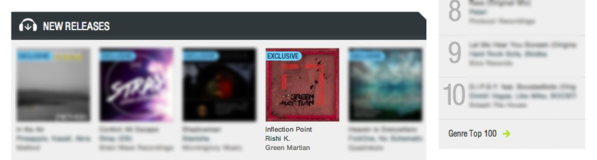 RishiKInflectionPointFeaturedatBeatport