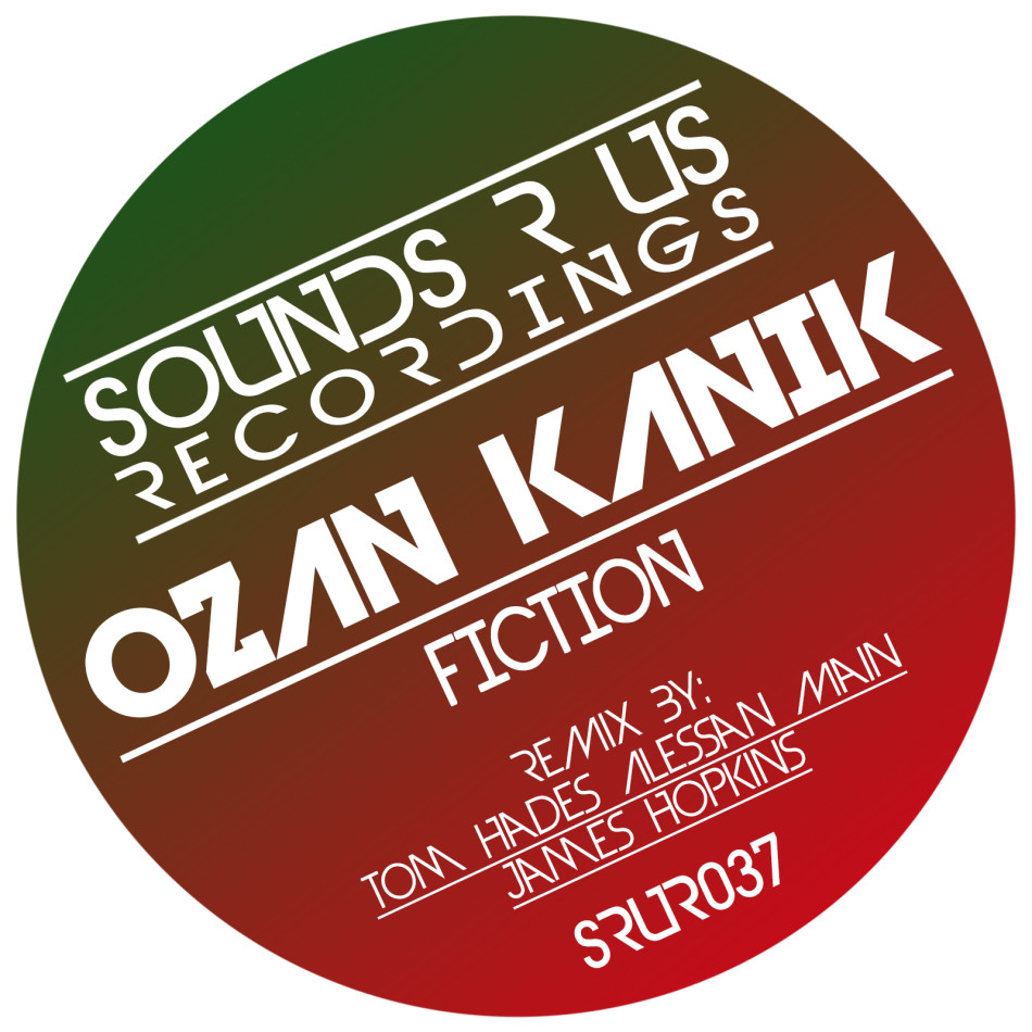 SRUR037 – Ozan Kanik – Fiction