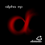 VARIOUS ARTISTS – ALPHA EP (ELEMENTS RECORDS)